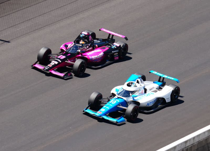 IndyCar: 105th Running of the Indianapolis 500