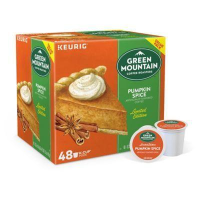 "<p><strong>Green Mountain Coffee</strong></p><p>bedbathandbeyond.com</p><p><strong>$29.99</strong></p><p><a href=""https://go.redirectingat.com?id=74968X1596630&url=https%3A%2F%2Fwww.bedbathandbeyond.com%2Fstore%2Fproduct%2Fgreen-mountain-coffee-reg-pumpkin-spice-coffee-keurig-reg-k-cup-reg-pods-48-count-value-pack%2F1047063198&sref=https%3A%2F%2Fwww.delish.com%2Ffood-news%2Fg22727687%2Ffall-foods-drinks-flavors%2F"" rel=""nofollow noopener"" target=""_blank"" data-ylk=""slk:BUY NOW"" class=""link rapid-noclick-resp"">BUY NOW</a></p><p>So your Keurig doesn't miss out on all the pumpkin fun.</p>"