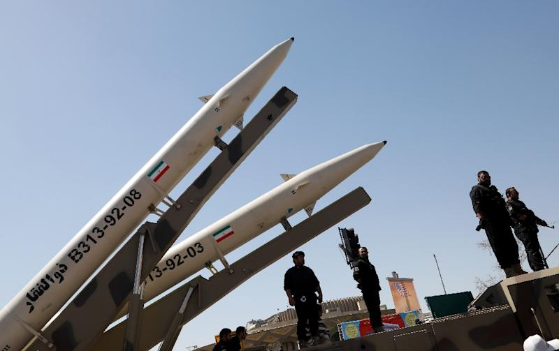 Iran says its missile programme is for defensive purposes only