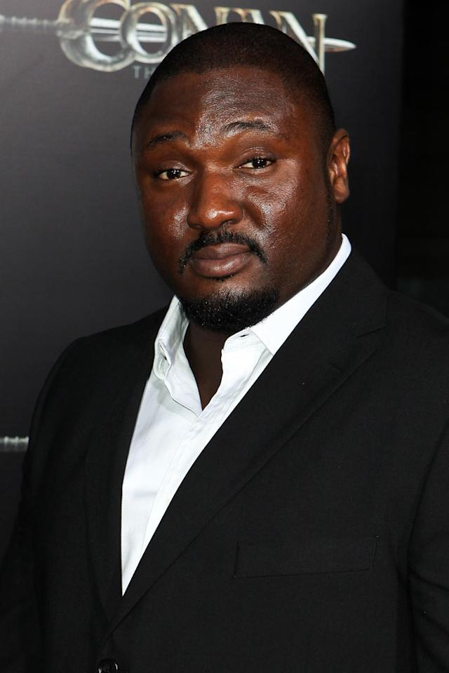 """Nonso Anozie, who starred in """"Conan the Barbarian"""" with """"<a href=""""/game-of-thrones/show/41208"""">Game of Thrones</a>"""" actor Jason Momoa (Khal Drogo), will reunite with Momoa when he joins the show as the wealthy merchant Xaro Xhoan Daxos."""