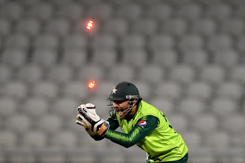 FILE PHOTO: Third T20 International - England v Pakistan