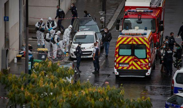 Charlie Hebdo: Terror suspect 'wanted to burn down magazine's office - but did not know it had moved'