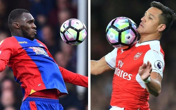 Crystal Palace vs Arsenal, Premier League live score updates