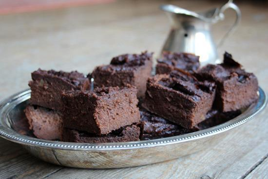 """<p>We'd defy the most dedicated foodie to twig the sugar-free, potato-packed status of these squidgy treats. And when they look this good, just imagine how they taste…</p><p>Get the recipe from <a href=""""http://sugarfreelondoner.com/sweet-potato-brownies/"""" rel=""""nofollow noopener"""" target=""""_blank"""" data-ylk=""""slk:Sugar Free Londoner"""" class=""""link rapid-noclick-resp"""">Sugar Free Londoner</a>.</p>"""
