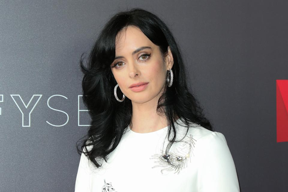 LOS ANGELES, CA - MAY 19:  Actress Krysten Ritter attends the #NETFLIXFYSEE event for