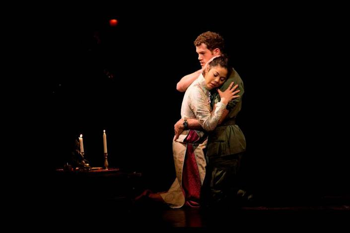 """Eva Noblezada, a former student of Corey Mitchell's, was a 2017 Tony nominee for the lead in """"Miss Saigon."""""""