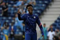 Tammy Abraham scored 30 goals for Chelsea after coming through the club's academy system