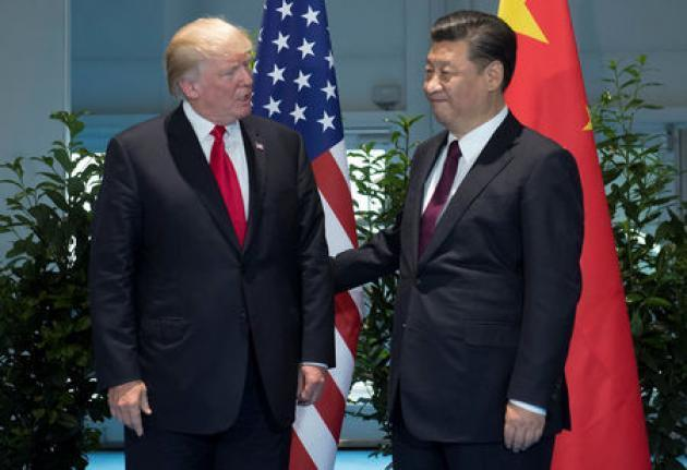 Trump keeps it friendly with Xi at G20 on North Korea threat