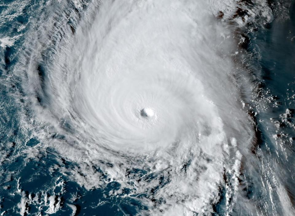 Sailing a drone into a hurricane could help predict ferocious storms