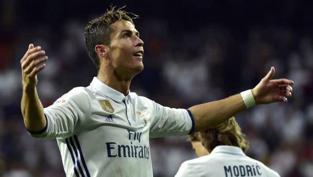 <p>Even a slightly below par season for Cristiano Ronaldo is still better than nearly everyone else. The Ballon d'Or holder has only scored 24 La Liga goals with one still to play and could well end the campaign with his lowest league tally since joining Real Madrid in 2009.</p>