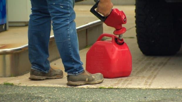 On Thursday, the Public Utilities Board announced a decrease in the price of all types of fuel except propane. (Terry Roberts/CBC - image credit)