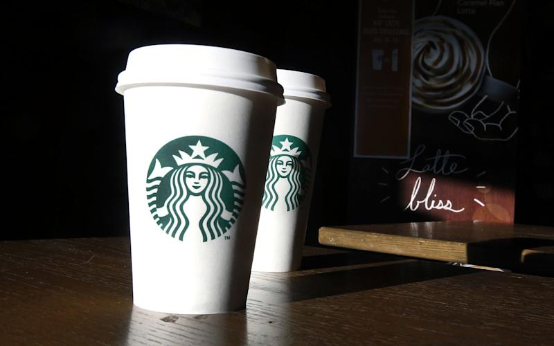 The 5p 'latte levy' will be charged to anyone who doesn't bring in a reusable cup