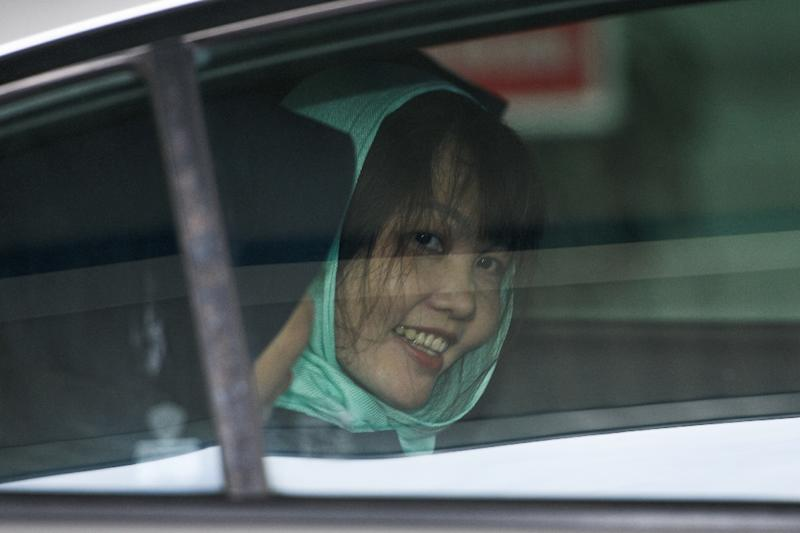 Vietnam woman in Kim brother's murder to be freed on May 3