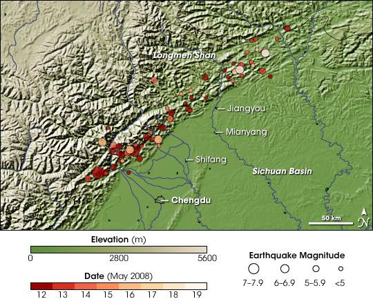 What Caused The Deadly China Earthquake?