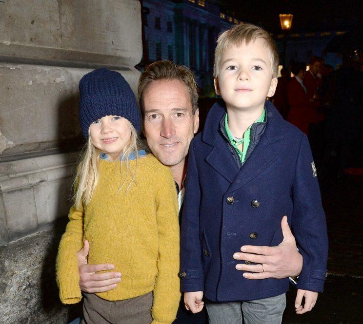 Ben and Marina have two children together; Iona and Ludo.