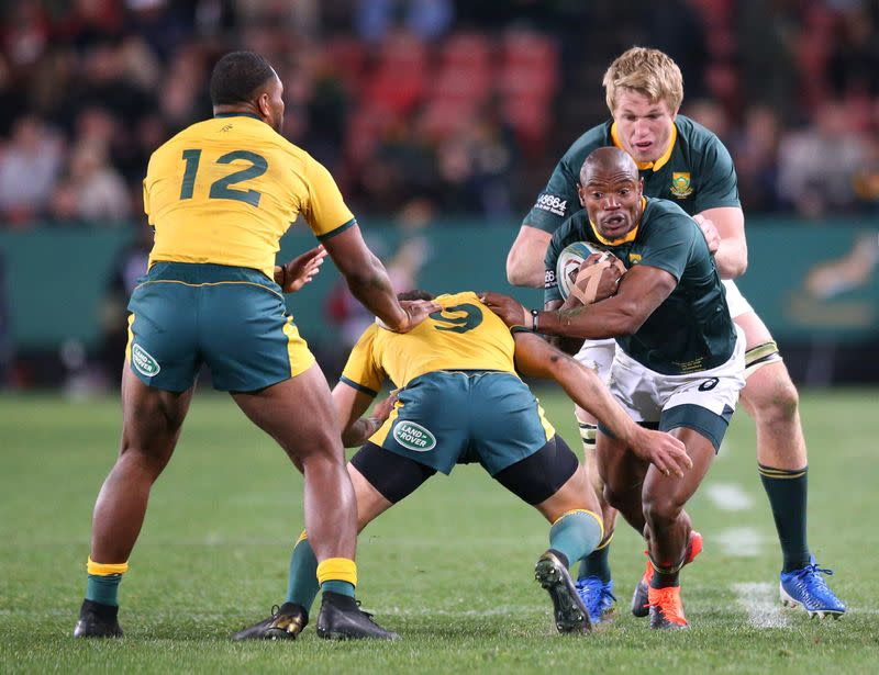 Big blow for Rugby Championship as South Africa withdraw