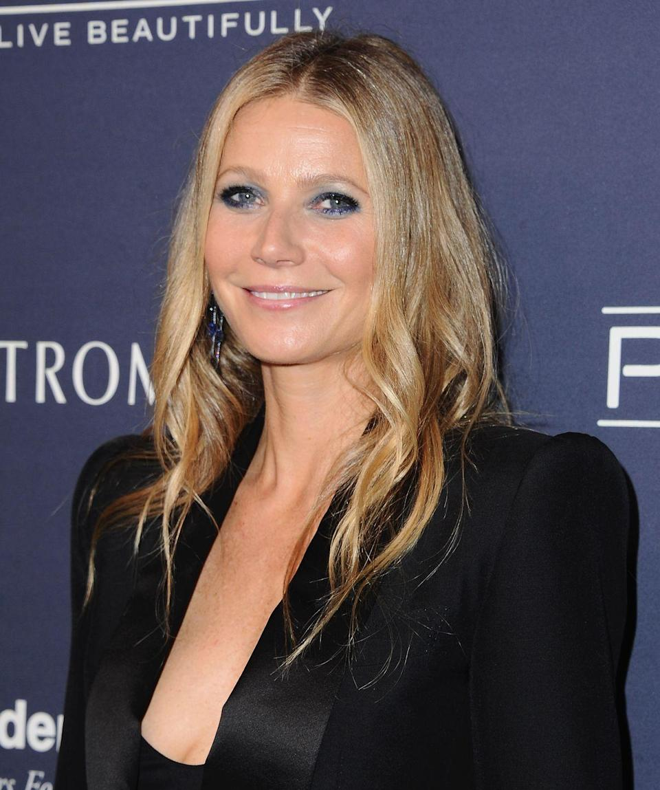"""<p>""""I use organic products, but I get lasers. It's what makes life interesting, finding the balance between cigarettes and tofu. I've probably tried everything,"""" Paltrow told <a href=""""https://www.harpersbazaar.com/celebrity/latest/news/g2647/gwyneth-paltrow-interview-0513/?slide=1"""" rel=""""nofollow noopener"""" target=""""_blank"""" data-ylk=""""slk:BAZAAR"""" class=""""link rapid-noclick-resp"""">BAZAAR</a> in 2013. """"I would be scared to go under the knife, but you know, talk to me when I'm 50. I'll try anything. Except I won't do Botox again, because I looked crazy. I looked like Joan Rivers!""""</p>"""
