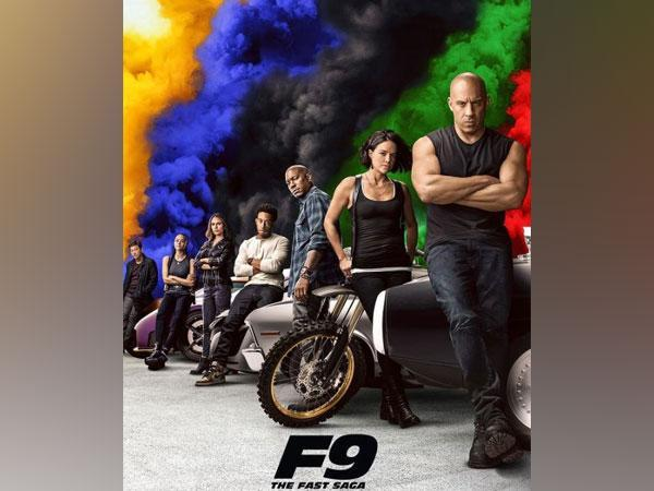 Poster of 'F9' (Image source: Instagram)