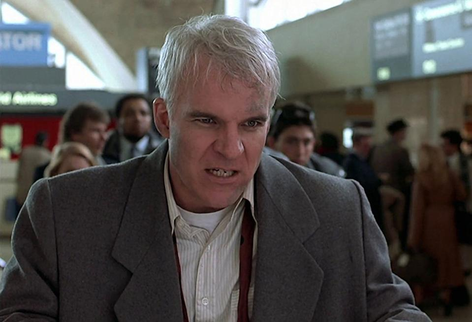 planes trains automobiles movie