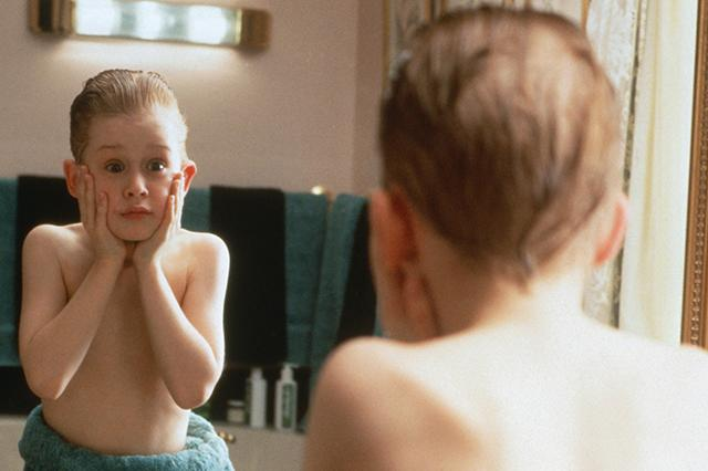"<strong><em><h3>Home Alone</h3></em><h3>, 1990</h3></strong><h3><br></h3><br>Man. Nearly a quarter of a century later, and we still want to be that kid.<br><br><strong>Watch On: </strong>HBO Go<span class=""copyright"">Photo: Courtesy of 20th Century Fox.</span>"