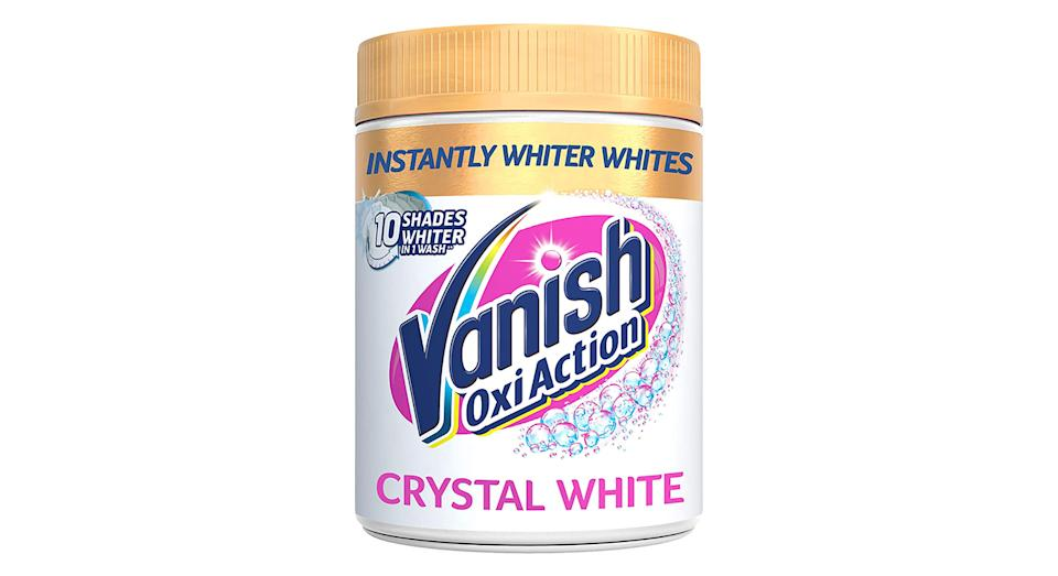 Vanish Fabric Stain Remover Gold Oxi Action Powder