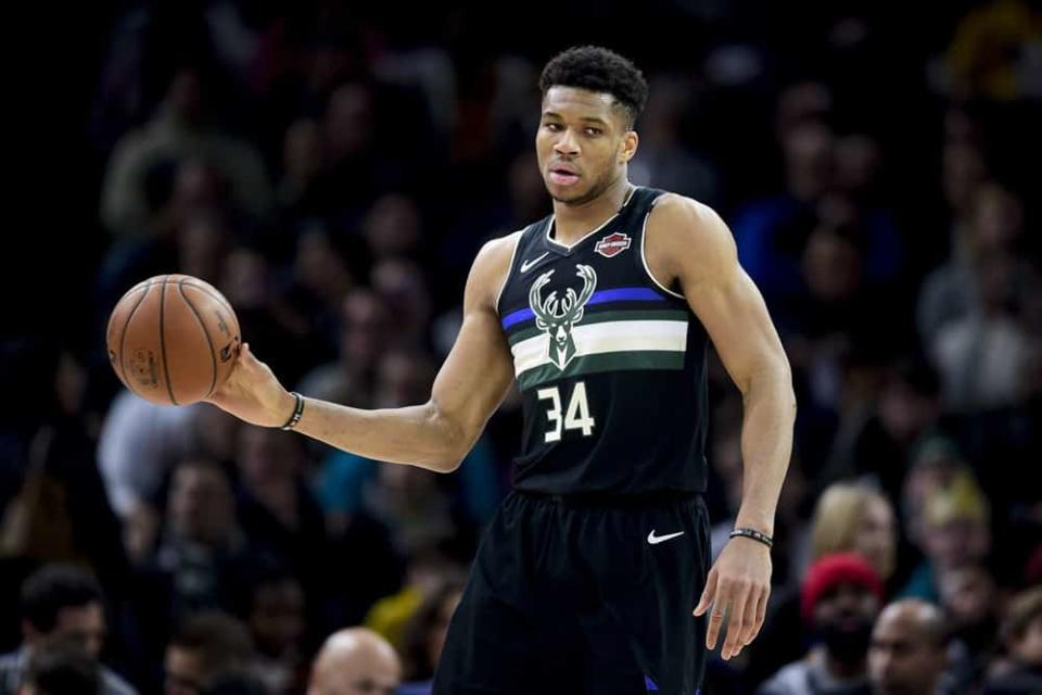EMac gives his favorite NBA DFS picks for Yahoo, DraftKings + FanDuel daily fantasy basketball playoffs lineups, with Giannis Antetokounmpo | 6/23/21