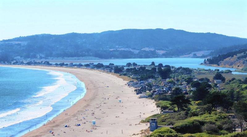 Strict water rationing will be imposed on the tiny Marin County town of Stinson Beach, where the population can swell to as many as 15,000 on summer weekends.