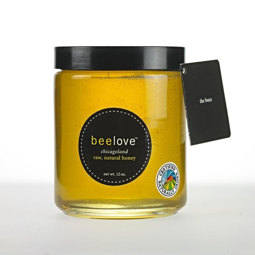 """<p>beelovebuzz.com</p><p><strong>$15.00</strong></p><p><a href=""""https://beelovebuzz.com/products/beelove-12-oz-chicagoland-raw-natural-honey"""" rel=""""nofollow noopener"""" target=""""_blank"""" data-ylk=""""slk:Shop Now"""" class=""""link rapid-noclick-resp"""">Shop Now</a></p><p>Gift this sweet jar of raw natural honey to a sweet friend in your life to show them how much you care. </p>"""