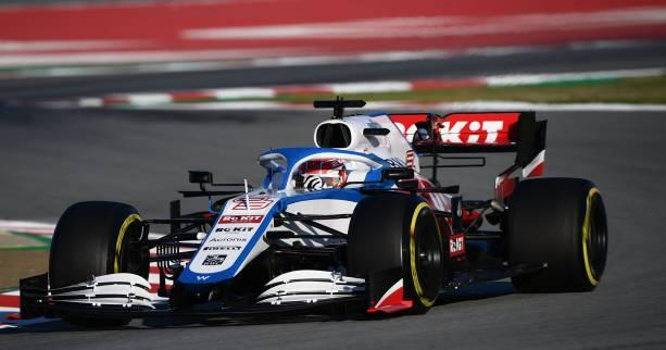 F1 - Williams confirme George Russell et Nicholas Latifi pour 2021