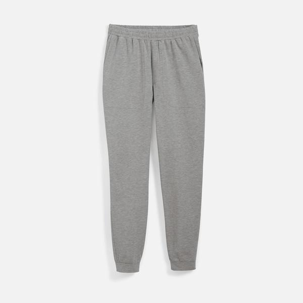 """<p><strong>Brooklinen</strong></p><p>brooklinen.com</p><p><strong>$75.00</strong></p><p><a href=""""https://go.redirectingat.com?id=74968X1596630&url=https%3A%2F%2Fwww.brooklinen.com%2Fproducts%2Fbergen-jogger&sref=https%3A%2F%2Fwww.womansday.com%2Flife%2Fg964%2Fgifts-for-men%2F"""" rel=""""nofollow noopener"""" target=""""_blank"""" data-ylk=""""slk:Shop Now"""" class=""""link rapid-noclick-resp"""">Shop Now</a></p><p>Available in black or gray, these lightweight French terry sweatpants are the ultimate loungewear staple. </p>"""