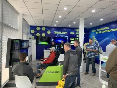 Zoomlion's Launches Customized 5G Products at Conexpo-Con/Agg 2020