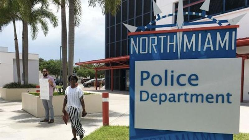 North Miami Police Chief Gary Eugene called it a