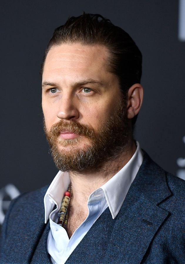 It's also been rumoured that Tom clashed with co-star Shia LaBeouf on the set of Lawless. Source: Getty