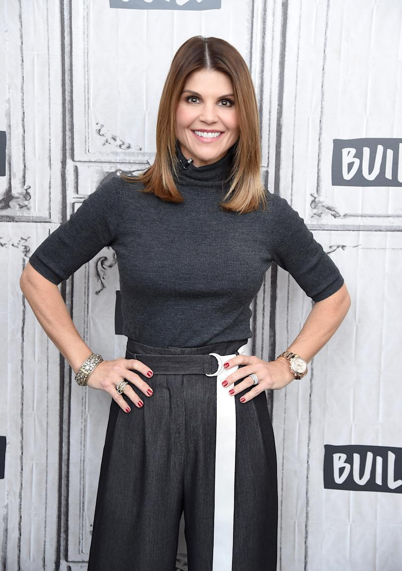 cfdd1b73073 Could Lori Loughlin and Felicity Huffman Go to Jail Over the College  Admissions Scandal?