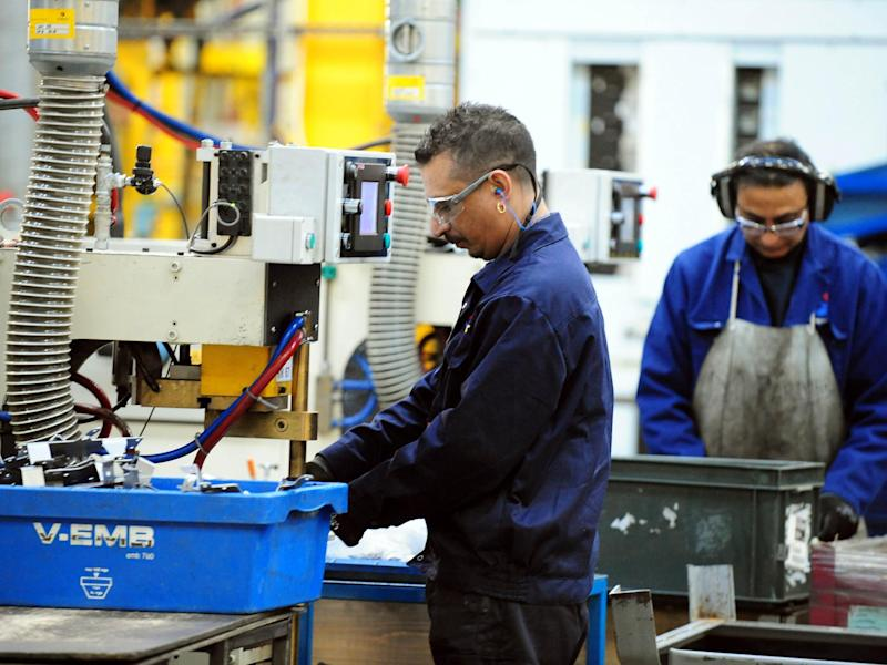 More than half of UK manufacturers are planning to make staff redundant this year: PA