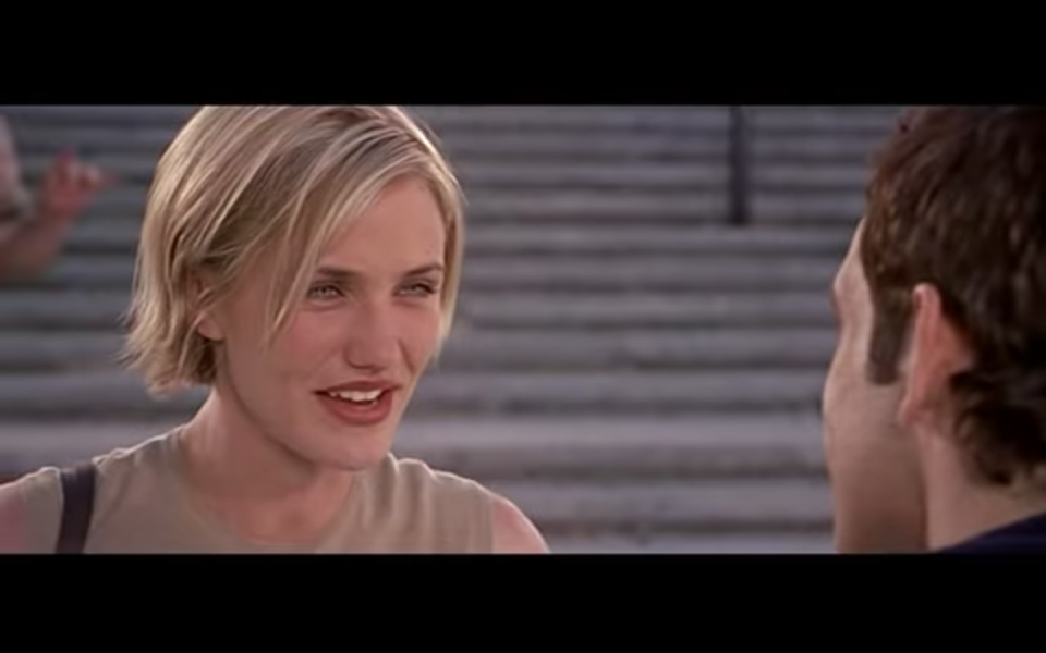 <p>Cameron Diaz was good in <em>There's Something About Mary, </em>but the real star was her layered bob. The movie helped make shorter hairstyles more popular.</p>