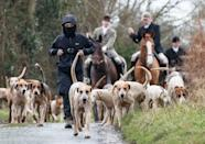 Boxing Day Hunts
