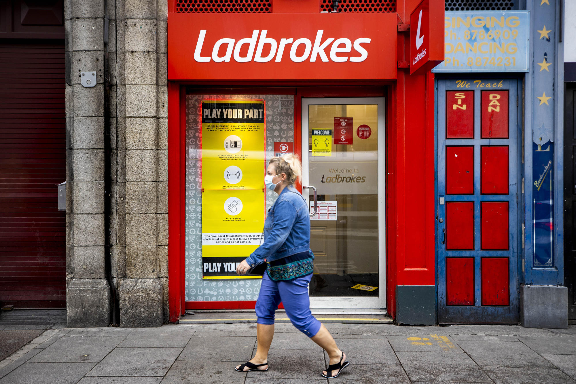 Online betting ladbrokes plc get started with bitcoins