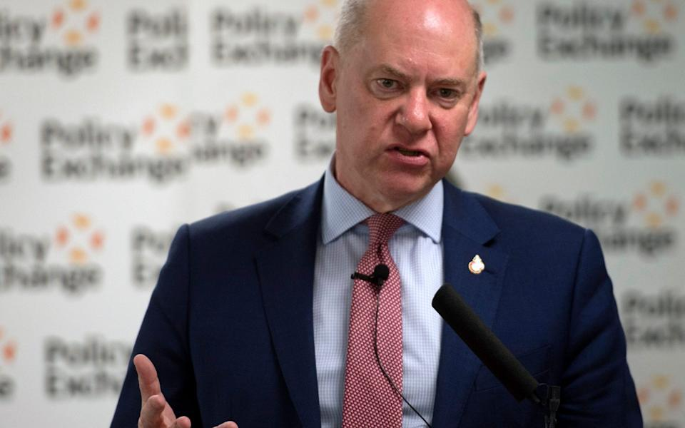 """Lord Evans said the ethics adviser's resignation was """"deeply concerning"""" - PA"""