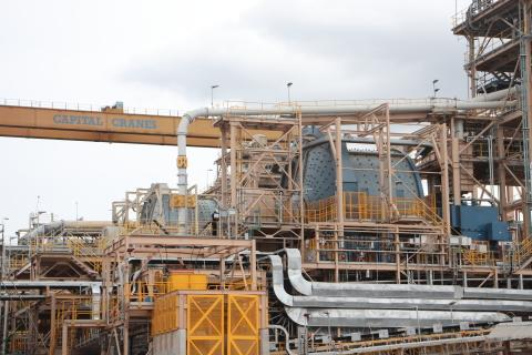 Newmont Goldcorp's Ahafo Mill Expansion in Ghana Achieves Commercial Production