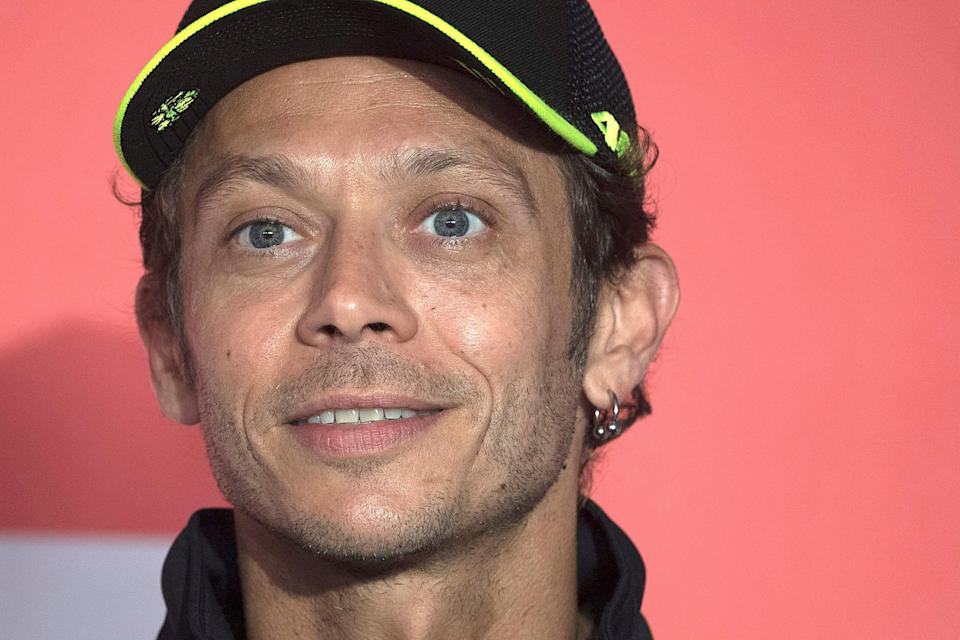Valentino Rossi will hang up the leathers after the 2021 Moto GP season (Getty)