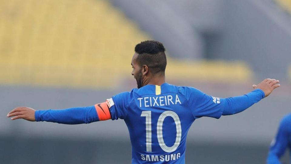 Alex Teixeira   Fred Lee/Getty Images