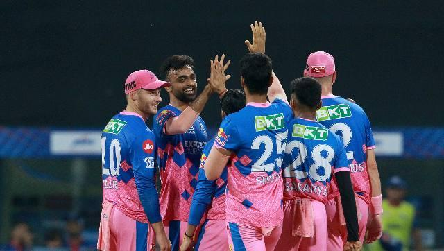 Jaydev Unadkat struck very soon for RR after asking DC to bat first, removing Prithvi Shaw, Shikhar Dhawan and Ajinkya Rahane inside the powerplay overs to leave Delhi reeling at 36-3. Sportzpics