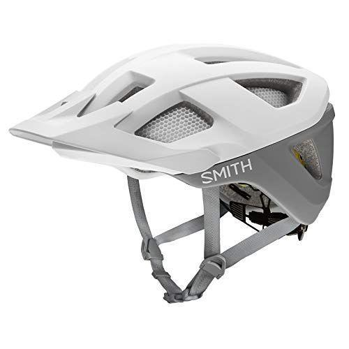 """<p><strong>Smith Optics</strong></p><p>amazon.com</p><p><strong>$159.98</strong></p><p><a href=""""https://www.amazon.com/Smith-Optics-Session-Mountain-Helmet/dp/B0761LWGK4/?th=1&psc=1&tag=syn-yahoo-20&ascsubtag=%5Bartid%7C2140.g.28849017%5Bsrc%7Cyahoo-us"""" rel=""""nofollow noopener"""" target=""""_blank"""" data-ylk=""""slk:Shop Now"""" class=""""link rapid-noclick-resp"""">Shop Now</a></p><p>This lightweight helmet has plenty of vents to keep you cool and an antimicrobial layer inside to help keep smells to a minimum. It also offers a visor and attachments for a Go Pro or other camera, making it ideal for mountain bikers.</p>"""