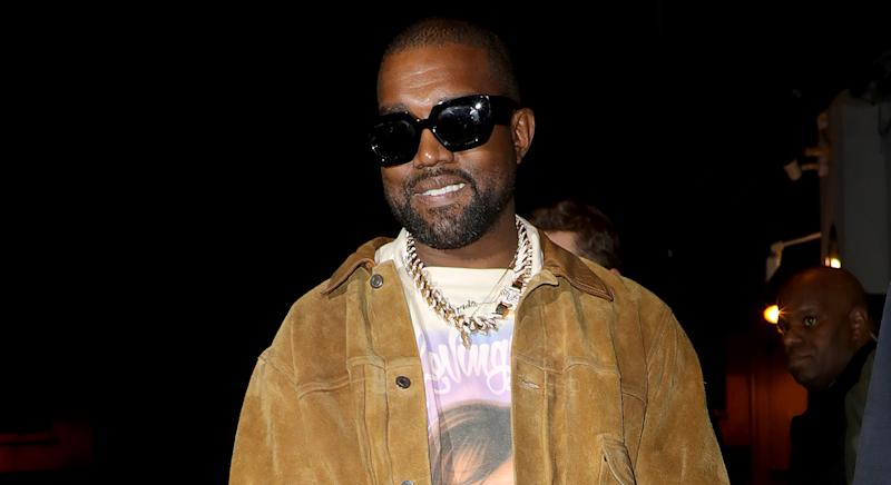 Kanye West confirms new partnership with GAP, and is set to release a new Yeezy line in 2021. (Getty Images)