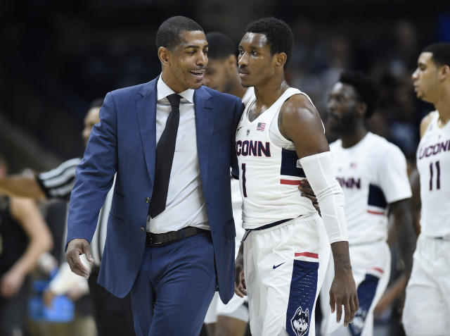 Connecticut has endured a stunning descent since head coach Kevin Ollie won the national title in his second season. (AP)