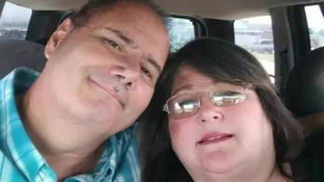 Ron and Lisa were contaminated by Covid-19 - Photo: Reproduction