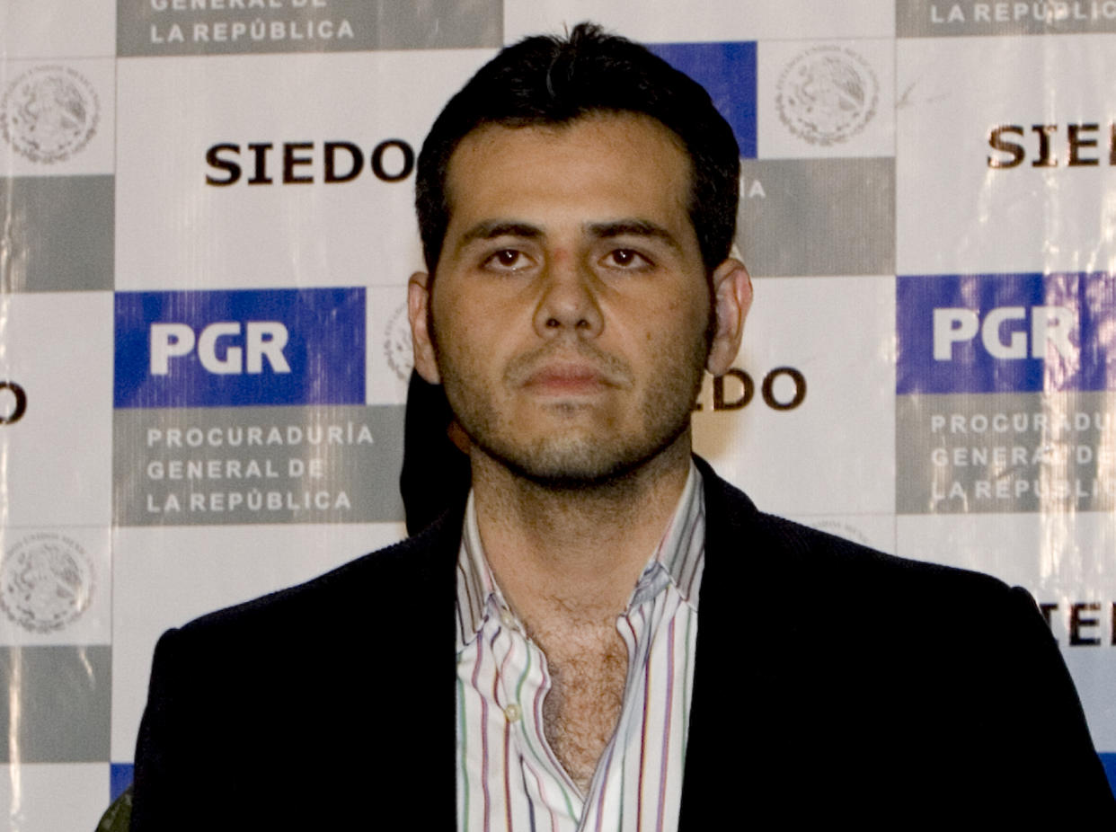 Son of Mexican Drug Cartel Leader Pleads Guilty, Cooperating