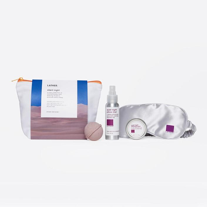 Bedtime stories gift set by Lather