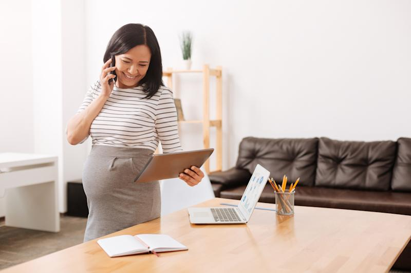 Return to work after maternity leave needs some adjustments. Photo: Getty